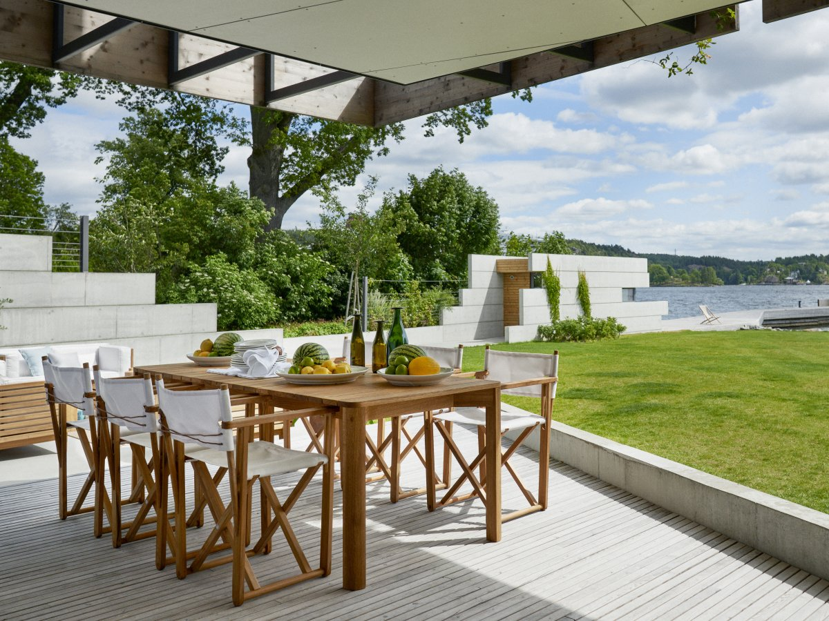 outdoor m bel aus schweden skargaarden in fulda sebastian freund. Black Bedroom Furniture Sets. Home Design Ideas