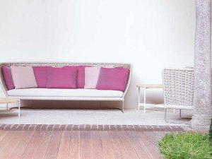 Paola Lenti Ami Outdoor Lounge