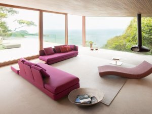 Paola Lenti Cove Outdoor Lounge