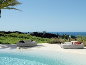 Paola Lenti Ease Outdoor Sessel