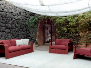 Paola Lenti Frame Outdoor Lounge