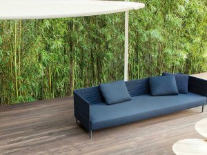 Paola Lenti Frame on Outdoor Lounge