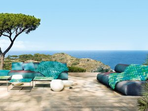 Paola Lenti Ola Outdoor Lounge