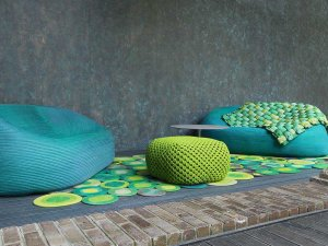 Paola Lenti Otto Outdoor Lounge