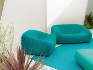 Paola Lenti Smile Outdoor Lounge