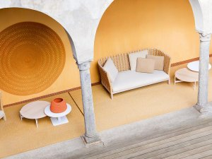 Paola Lenti Wabi Outdoor Lounge