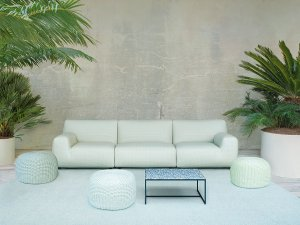 Paola Lenti Welcome Outdoor Lounge