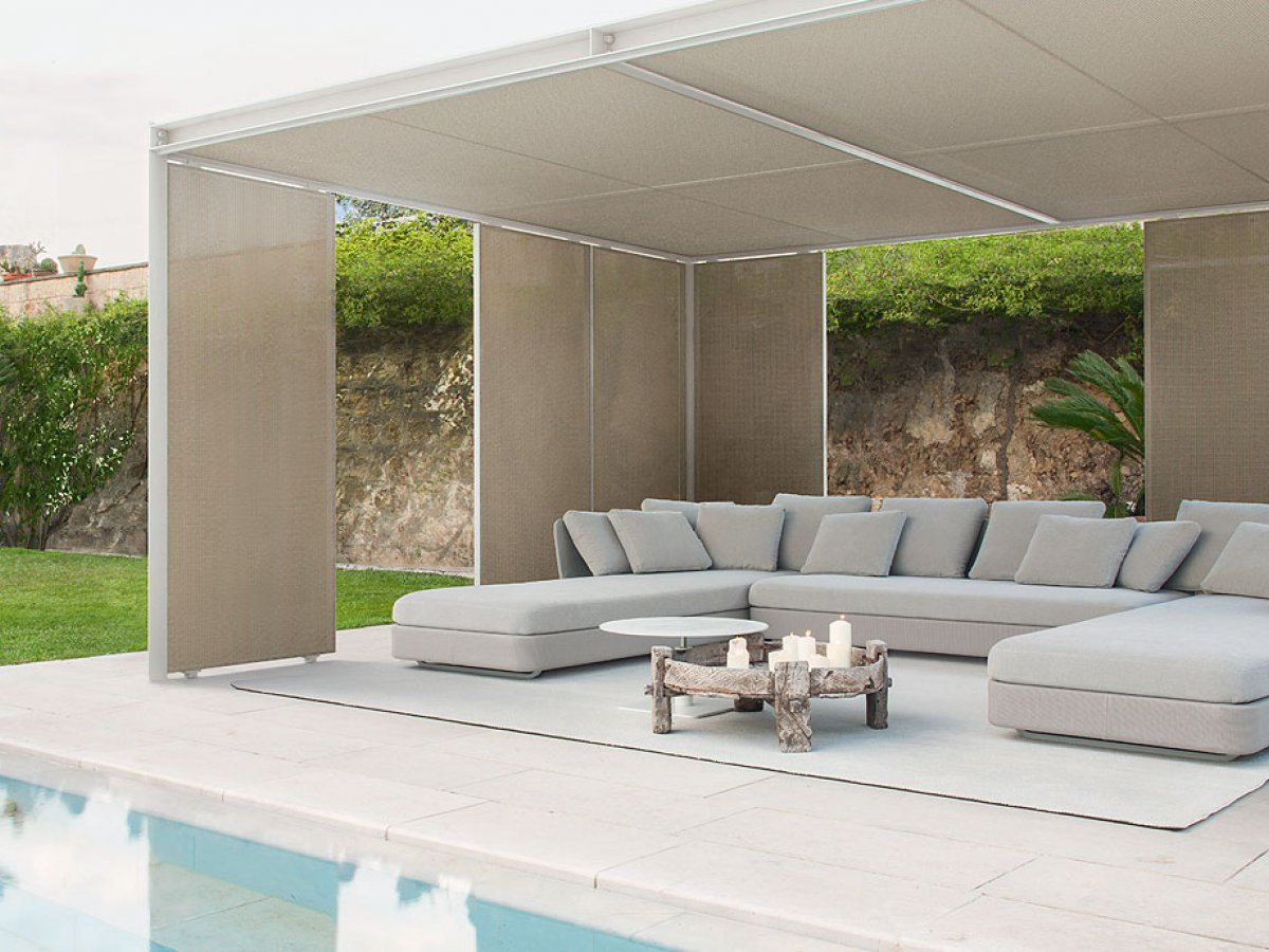 pavillon von paola lenti fulda sebastian freund. Black Bedroom Furniture Sets. Home Design Ideas