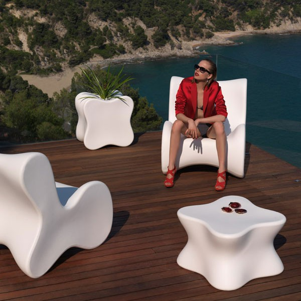 Vondom Doux Outdoor Lounge